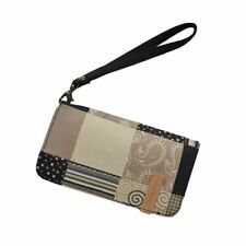 "Donna Sharp ""Monaco"" CELL PHONE WRISTLET 6.25"" x 4.25"" x 1"" NWT"