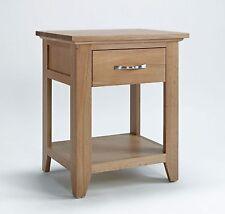 Contemporary Oak AMETIS Side & End Tables