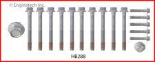 Engine Cylinder Head Bolt Set ENGINETECH, INC. HB288