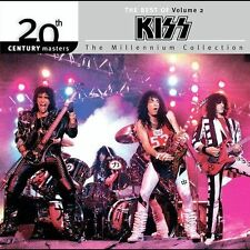 KISS  Best Of Kiss Millennium Collection CD BRAND NEW & CHECK OUT MY STORE & SAV