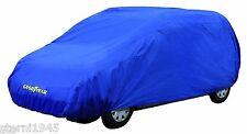 Goodyear 75869 Ganzgarage Vlies S/M Autoabdeckung Abdeckung Wetterschutz Garage