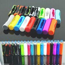 13 Asstd Silicone Plastic Storage Protective Case Holder Box 18650 Battery 19c