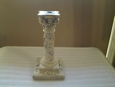 Sandstone Nature's Home Collection CandleStick Holder