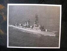 Vintage US Navy 8 x 10 Press Photo USS Berkley DLG-15 Pacific Fleet 1963 890