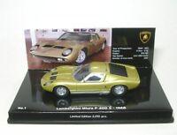 Lamborghini Miura P400 S (goldcolor) 1968