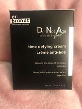 Dr. Brandt DNA Do Not Age Time Defying Cream 1.7oz / 50g Full Size Brand New