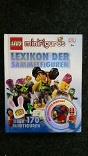 LEGO MINIFIGURAS Lexikon der FIGURAS COLECCIONABLES CON EXCLUSIVO sammelfigur-