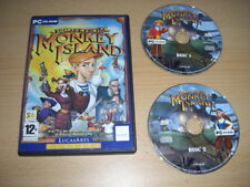 ESCAPE FROM MONKEY ISLAND Pc Cd Rom MI 4  MI4  LucasArts  FAST SECURE POST