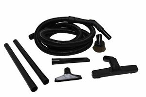 Vacuum Cleaner Attachment Kit with 12 Foot Hose With All The Attachment You N...
