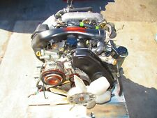 JDM Toyota 4 Runner Highlux Surf 1KZTE Turbo Diesel Engine 4X4 MT Transmission
