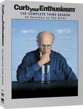 Curb Your Enthusiasm 3 Series 3 Season 3 Complete New Free UK Post JOAN RIVERS