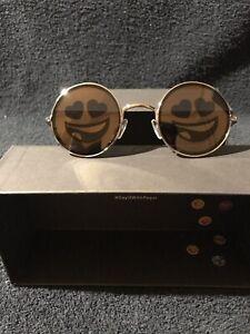 Jeremy Scott Exclusive Pepsi Hipster Emoji Sunglasses