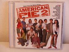 CD ALBUM BOF OST American pie 2 BLINK 182 GREEN DAY SUM 41 014494 2
