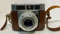 Zeiss Ikon Symbolica 35mm with case. Carl Zeiss Tessar. 2.8/50 lens