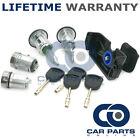 para Ford Transit Mk7 2006-13 COMPLETO 5 Cerradura Set PUERTAS DELANTERO TRASERO