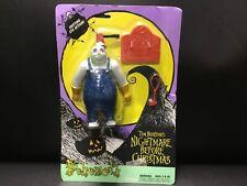 NIB Behemoth - The Nightmare Before Christmas Action Figure [Hasbro 1993] Disney