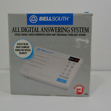 Vintage Digital Messaging System Answering Machine BellSouth 1090 Open box 1990