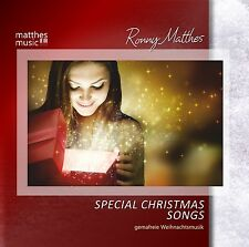Special Christmas Songs (Vol. 1) - Gemafreie Weihnachtsmusik mit Gesang (CD+MP3)
