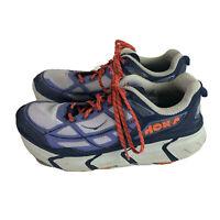 Hoka Challenger ATR Trail Running Shoes Womens US 7M Purple Lace Up F10015E