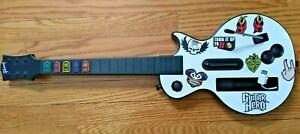Guitar Hero Gibson Les Paul Nintendo Wii Wireless Controller No Strap