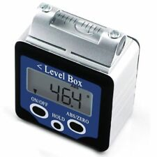 Digital Angle Finder Protractor Bevel Level Box 30316001 From Chronos