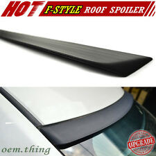 PAINTED F STYLE REAR ROOF SPOILER HONDA ACCORD 9th LX 4D SEDAN 2013UP