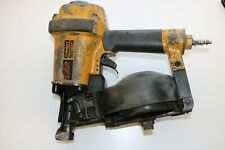 Stanley Bostitch Ridge Runner Pneumatic Coil Roofing Nailer