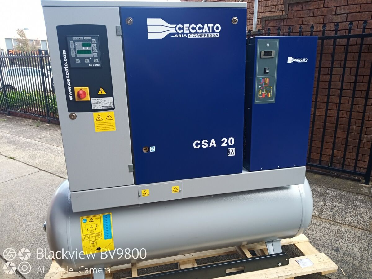 Air Compressor Products & Services