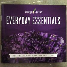 YOUNG LIVING Everyday Oils Book Booklet Brochure 17 pg Full Color Chart FREE SHP