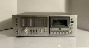 JVC KD-85 Cassette Recorder/Player WORKING Made In Japan KD-85 MINT!