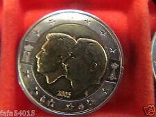 2 EURO COMMEMORATIVE BELGIQUE 2005 DISPONIBLE TOUT DE SUITE Union Belgico-Luxemb