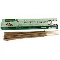 INCENSI Incensi Vedic - Salvia Bianca  scatola da 15 gr AROMATIKA