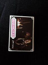 B1t trade card monty Gum  TV hits kung fu no 23
