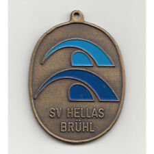 Medaille BRD Brühl SV Hellas/13.Internationales  Schwimmfest 2000   Nr.11/3/15