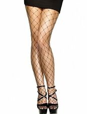Mode Damen Schwarz Vertikale Streifen Muster Strumpfhose Strumpfband Sala new