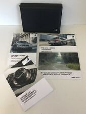BMW 5 SEIRES SALOON OWNERS PACK / HANDBOOK COMPLETE WITH WALLET 2013~2017 (2013)