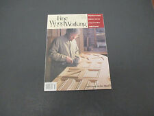 Taunton's Fine Woodworking Magazine October 1995 No.114 Nail Guns In The Shop
