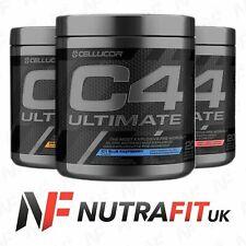 CELLUCOR C4 ULTIMATE pre workout creatine caffeine beta alanine ginseng 440g
