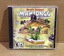 Moraff's Maximum Mahjongg Volume 3 PC New Sealed
