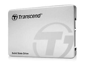 """Transcend SSD220S 480GB interno 2.5"""" SATA III 6Gb/s SSD Solid State Drive per pc"""