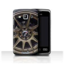 Étuis, housses et coques marron Samsung Galaxy S pour téléphone mobile et assistant personnel (PDA) Samsung