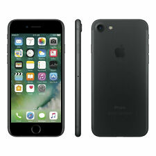 Apple iPhone 7 32GB Verizon + GSM Unlocked Smartphone AT&T T-Mobile - Black