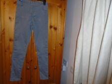 Filles Gris Skinny Coupe Jeggings, partie d'une taille élastique, Matalan, 12 ans