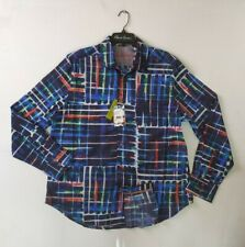 Robert Graham Men's Cotton Printed Shirt FREE WORLDWIDE SHIPPING