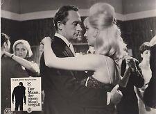 Mann, der einen Mord vergaß (Kinofoto '63) - Moira Redmond / William Franklyn