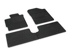 2010 Premium Doppelziernaht Fußmatten für Toyota Yaris 3 ab Bj
