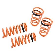 """For Ford Mustang 79-04 1.75"""" x 1.75"""" Front & Rear Lowering Coil Springs"""