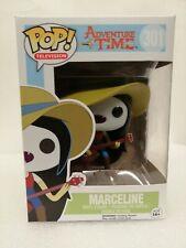 Funko Pop! tiempo De Aventura Marceline con grandes Sombrero & Guitarra no 301