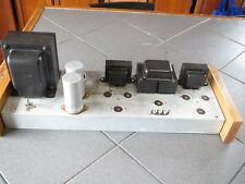 THREE (3) CHANNEL TUBE  AMPLIFIER