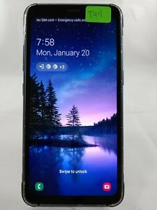 Samsung Galaxy S8 Active G892A 64GB AT&T GSM Unlocked Smart Cellphone Gray T911